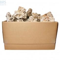 Bulk Fiji Dry Live Rock - 50LB Box