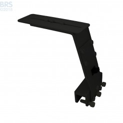 Adjustable C-Ray 200 Mounting Arm (Black)