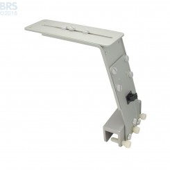 Adjustable C-Ray 200 Mounting Arm (White)