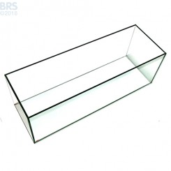 22 Gallon Exquisite Rimless Tank - Standard Glass