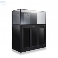Nuvo INT 100 Aquarium with Black APS Stand
