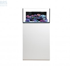 45.2 Platinum Frag System with White Cabinet (27 Gallon)