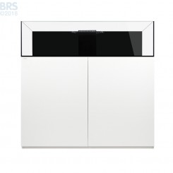80.4 Platinum Frag System with White Cabinet (55 Gallon)
