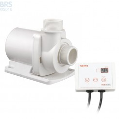 QuietPRO 9.0 DC Controllable Water Pump - 2377 GPH (OPEN BOX)