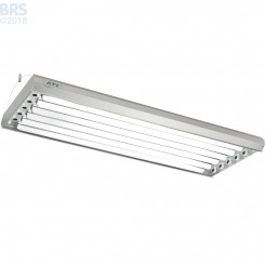 "48"" Dimmable SunPower T5 Light Fixture - ATI"