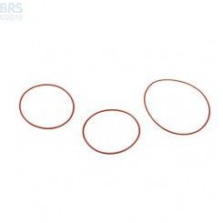 Replacement Pump O-Rings - Skimz
