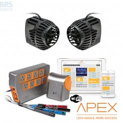 Apex Controller & WAV Pump 2 Pack