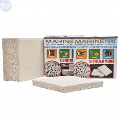 MarinePure Ceramic Biomedia Plates  - Two Sizes