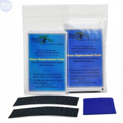 Glass Safe Replacement Pads - Algae Free