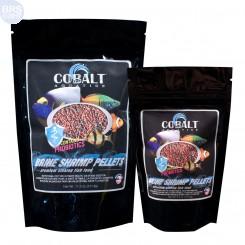 Cobalt Aquatics Brine Shrimp Pellet Fish Food - 2 Sizes Available