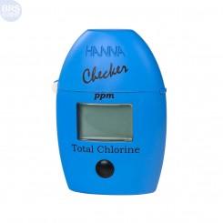 Total Chlorine Colorimeter HI711 Hanna Checker - Fresh Water