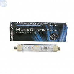 MegaChrome Blue 21000K - Double Ended Bulb - Giesemann