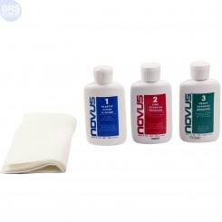 Plastic & Acrylic Polish Kit - 2 oz - Novus
