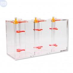 Triple Liquid Dosing Storage Reservoir