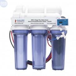 4 Stage 150GPD Plus Water Saver RO/DI System - Bulk Reef Supply