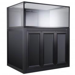 Nuvo INT 150 Aquarium with Black APS Stand