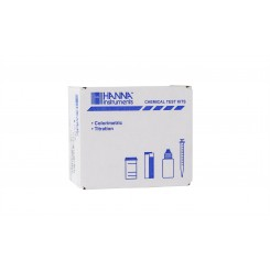 Hanna Test Kit HI3831F - Free Chlorine for Fresh Water