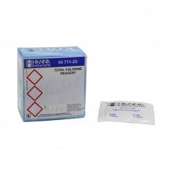HI711-25 Total Chlorine Reagents - Marine & Fresh Water