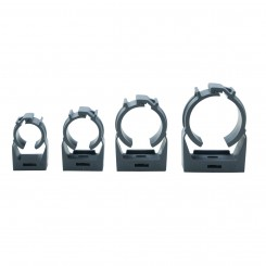 Surface Mounting Clamp for PVC Pipe