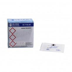HI718-25 Iodine Reagents - Fresh water