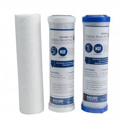 4 Stage RO Only Replacement Filter Kit