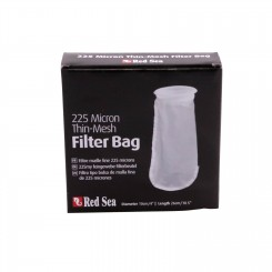 Mesh Filter Sock with Plastic Ring