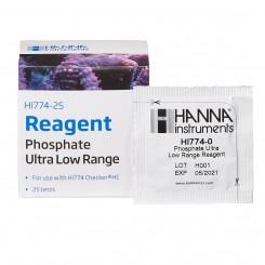 HI774-25 Phosphate ULR Reagents - Marine Water