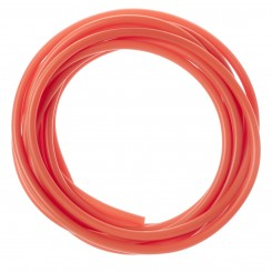 Orange Colour-Tracer Silicone Tubing