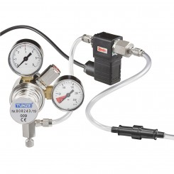 CO2 Regulator and Solenoid Kit 7077.400 - Tunze