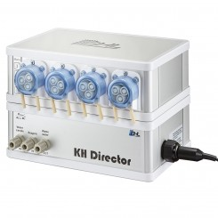 KH Director with White 2.1 SA 4-Pump Doser