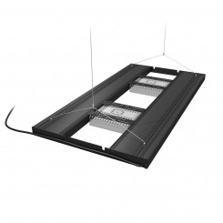 "36"" Hybrid T5HO 4x39W Fixture with LED Mounting System - Black"
