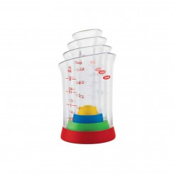 4-Piece Liquid Measuring Beaker Set - OXO Good Grips