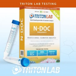 N-DOC Organics Seawater Analysis Test Kit