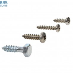 Reverse Osmosis Screws & Bolt