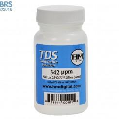 TDS 342 Calibration Solution
