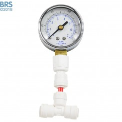 Air Filled Pressure Gauge 1-100 PSI