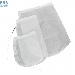 BRS Mesh Media Bag with Draw String