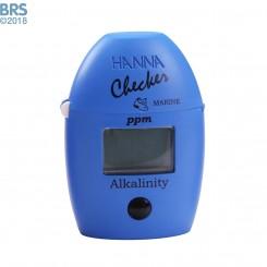 Alkalinity PPM Colorimeter HI755 Hanna Checker - Marine Water
