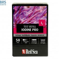 Red Sea Iodine Pro Reagent Refill Kit