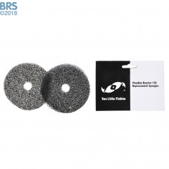 PhosBan Reactor Foam Disks - Two Little Fishies
