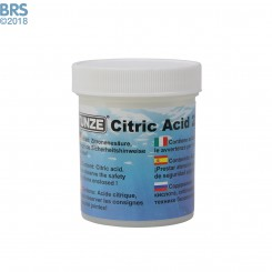 Citric Acid 110 g - Tunze