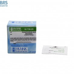 HI736-25 Phosphorus ULR Reagents - Marine Water