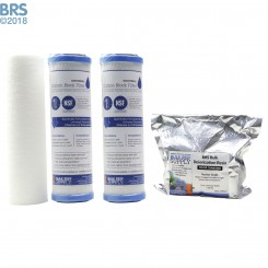 BRS 5 Stage Universal Replacement Filter Kit (RO/DI)