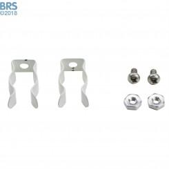 Miro-4 T5 Reflector Bulb Clips (Pair) - LET Lighting