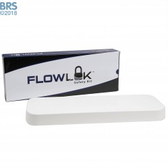 Flow-lok Leak Detector with Drip Tray for RODI Systems
