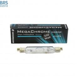 MegaChrome Marine 12500K - Double Ended Bulb - Giesemann