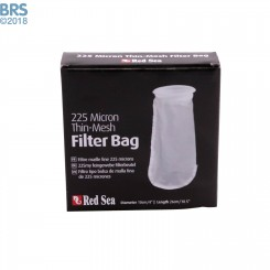 Mesh Filter Sock with Plastic Ring - Red Sea