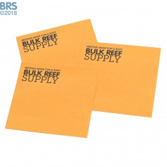 Neon Orange Post-It Notes - BRS