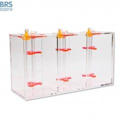 Triple Liquid Dosing Storage Reservoir