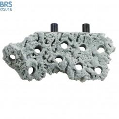 Grey Nano Shelf Magnetic Frag Rack - Reef Rax